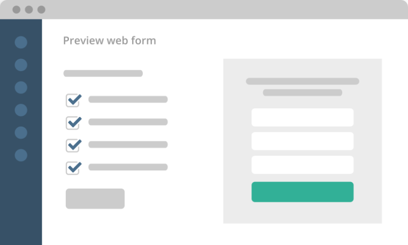 Subscription Form Builder