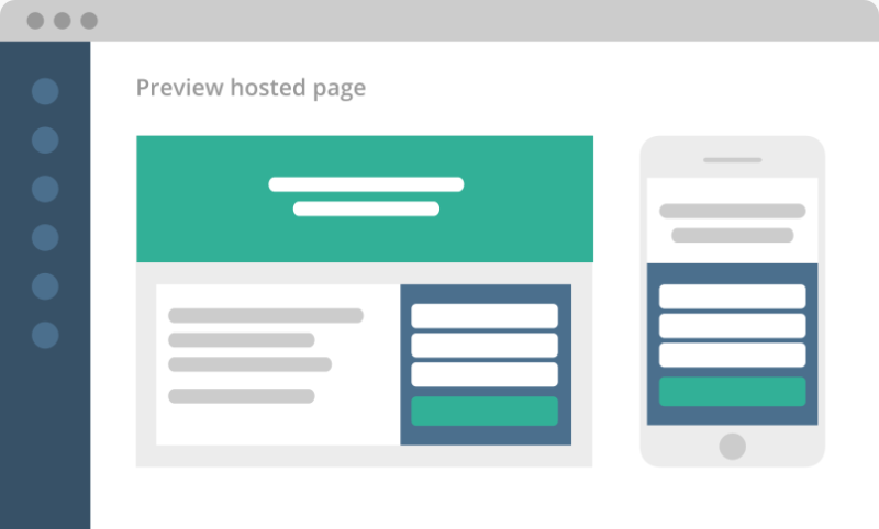 Hosted Pages
